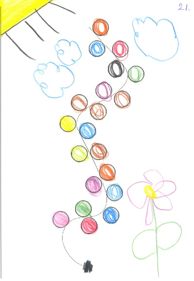 Lili rajza