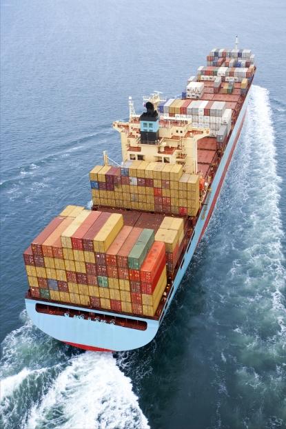 bigstock-Container-Ship-23637170