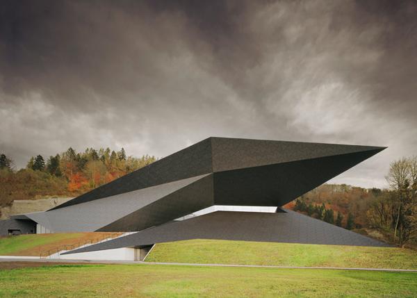 Festival Hall Of The Tirole - Ausztria